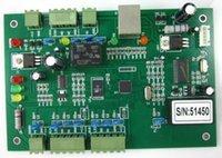 tableros de acceso al por mayor-Al por mayor- Controlador de acceso de una puerta WG-01 TCP / IP 20K Usuarios 100K Búferes de eventos Controlador de Net Access Control Board Controlador