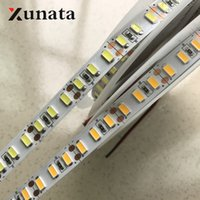Wholesale 5m Led Strip Waterproof Epistar - Wholesale-120leds m 1M 5M led strip SMD 5730 Flexible led tape light SMD 5630 Epistar Non waterproof cold white  warm white DC12V
