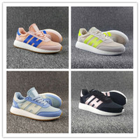 Wholesale Womens Orange Camo - Originals Iniki Runner Boost Outdoor Casual Shoes Grey-Core Blue Purple Black Green Red Camo Sneakers Mens Womens Shoes Free Shipping