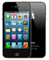 telefon 4s 16gb großhandel-Original Apple iPhone 4S Dual Core 64 GB / 32 GB / 16 GB 3,5 Zoll Bildschirm 5.0MP Refurbished entsperrt Handy
