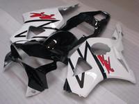 honda 954 fairing white NZ - Fairing Kits for Honda Cbr954RR 03 Full Body Kits CBR 954RR 2002 White Black Bodywork CBR 954 RR 02 2002 - 2003