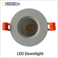 Wholesale Alloy Adjustment - LED Grid adjustment angle AC 85-265V Bridgelux COB chip 5 yrs warranty for home office kitchen using LED commercial ceiling light Downlight