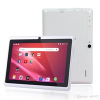 Wholesale Tablet Pc 1366x768 - 2016 Limited Real 4gb Under $100 Quad Core 7-inch Tablet Pc Children's Full Gifts Flat-panel Portable Wholesale Tablets Extra Charger