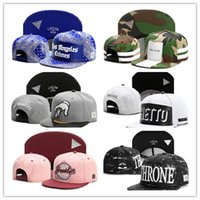 Wholesale Ny Snapbacks - Free Shipping New Cayler Sons Children NY Letter Baseball Cap Kid Boys And Girls Bones Snapback Hip Hop Diamonds Supply Co. Snapbacks