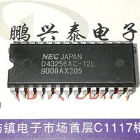 sram chips - D43256AC L D43256C L D43256C L KX8 STANDARD SRAM Integrated circuit ICs PDIP28 dual in line pins plastic package Chips