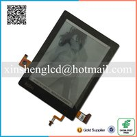 """Wholesale Ereader Touch - Wholesale- 100% original 6"""" e-ink ED060XH3 touch+ Backlit E-ink Screen For kobo aura(non HD) 6.0 inch eReader LCD Display"""