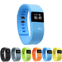 Wholesale Smartwatch Latest TW64 Fitbit Wrist Band Smart Bracelet Bluetooth Smart Watch for IOS for Android Retail Package