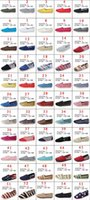 Wholesale 2017 Men And Women Casual Shoes Flats Shoes Canvas Shoes Styles Colors New Style Hot Selling