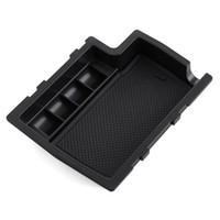 Wholesale Center Storage Console - Car Armrest Holder Storage Box Cover Center Console Trays For Subaru XV 2012-2015