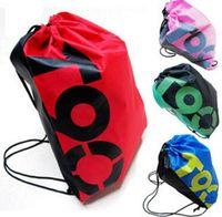 Wholesale Small Girl Swimming - beach bag Drawstring Swimming bag quick dry swim fitness men women sports shoulder bag backpack backpacks DHL free shipping