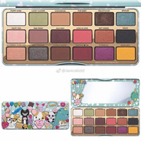 Wholesale Makeup For Girls - 2017 IN STOCK! Newest Faced Makeup TF face Clover Palette A Girls Best Friend Eye Shadow 18 Colors Eyeshadow Matte Palette for Eye Cosmetic