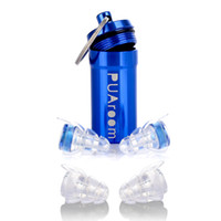 Wholesale protection filters for sale - PUAroom High Fidelity Ear Plugs Noise Canceling Filtering Hearing Protection Earplugs for Musician Concert Snoring Blue