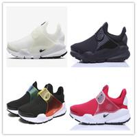 Wholesale Cheap Green Socks - 2017 New Originals Mesh Fragment Sock Dart SP Sports Running Shoes Cheap Men Women Sock Dart Sneakers US 5.5--11