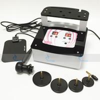 yüz cildi için rf toptan satış-Monopolar RF Yüz Makinesi Radyo Frekansı Yüz Kaldırma Cilt Bakımı Sıkma Rejuvenatio Masaj Ev Cihazı Spa Güzellik Ekipmanları 6 İpuçları