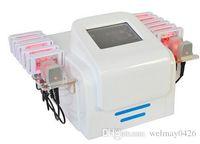 lipo laser 16 almofadas venda por atacado-100mw 16 pads a laser! a luz do lipo conduziu a máquina gorda da queimadura do lipo do laser
