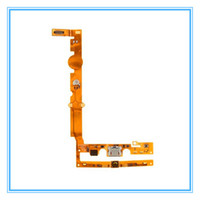Wholesale Optimus L7 - For LG Optimus L7 P700 P705 USB Port Charging Charger Dock Connector Mic Flex Cable Ribbon Replacement Parts Whole Sale Retail Free Shipping