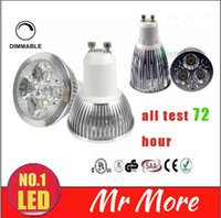 mr16 8w led dimmable prices - x100 High footlights CREE Led Lamp 3W 4W 5W 6W 8W 10W 12W Dimmable GU10 MR16 E27 E14 GU5.3 B22 Led Light Spotlight led bulb downlight lamps