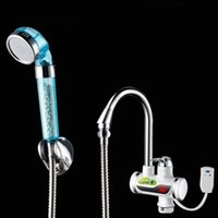Wholesale Earth Leakage - BD3000W-32,Earth Leakage Protection plug,Take a bath shower,Digital Display,Tankless Electric Faucet,Kitchen Faucet Water Heater