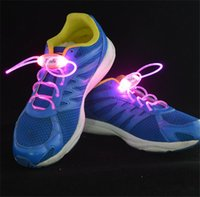 $keyword france-Light Up LED Shoelaces Nouvelle mode Chaussures Flash Laces Disco Party Glowing Night Shoes Strings