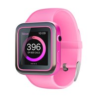 Wholesale Gsm Mobile Phone Watch Bluetooth - 2017 Hot Brand NEW Bluetooth smart watch Apro i9 Support SIM GSM Video camera Support Android IOS Mobile phone