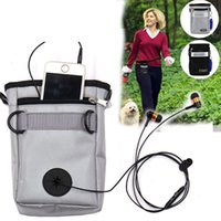 Wholesale Dog Food Snack - Portable Detachable Pet dog training snack bags out pockets of professional pet snack training Top Quality Food Treat Bag Holder