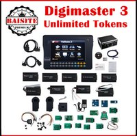 Wholesale Digimaster Price - Universal digital odometer correction mileage correction kit for most cars original Digimaster 3 Digimaster III digimaster3 best price