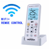 Wholesale Universal Remote Chunghop - Wholesale-WIFI Universal A C controller Air Conditioner air conditioning remote control CHUNGHOP K-380EW