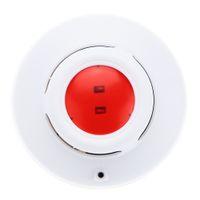 детекторы дыма оптовых-Главная Безопасность Стабильный автономный комбинированный детектор детектора углекислого газа Газовый сигнализатор Высокочувствительный дымовой извещатель CO
