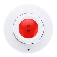 Wholesale Home Gas Detector - Home Security Stable Standalone Combination Carbon Monoxide Detector Test Gas Alarm Sensor High Sensitive CO & Smoke Detector