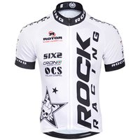 Wholesale Cycling Dry Rock - ROCK RACING 2017 pro team Cycling Jersey Short Sleeve Bike Clothing MTB shirt bicycle clothes ropa ciclismo hombre Sportwear F2314