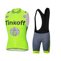Wholesale Cycling Wear For Women - 2017 Hot Sale Cycling Jerseys Set Cycling Tops + Bike Bib Pants MTB Ropa Ciclismo Bike Wear Size XS-4XL For Men Women Cycling Vest