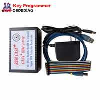 Wholesale Cas4 Programmer - R290 CAS4+ BDM Programmer Supports Latest For B-MW and For Por-sche For M-otorola MC9S12XEP100 chip Better than R280 R270