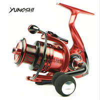 Wholesale Ice Fly Lure - HOT SALE!! 13+1 Bearing Balls Spinning reel fishing reel 5.5:1 4.7:1 spinning reel casting fishing reelS lure tackle line
