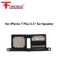 "Wholesale Module Sound - Original Ear Speaker For iPhone 7 Plus 5.5"" Earpiece Ear Piece Sound Listening Inner Earphone Call Receiver Module Replacement Parts"