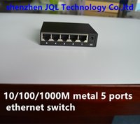 10/100 / 1000M 5ports Network Switch commutatore veloce ethernet switch