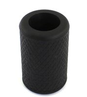 Wholesale Soft Silicone Tubes - 2017 Soft Silicone Tattoo Grip Cover Non-Slip Black Needle Studio Tube Tattoo Supplies Free Shipping Wholesale
