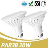 Wholesale Led Par38 Flood Lights - Led Lighting E26 20W Ul Listed Dimmable Par38 Led Flood Light