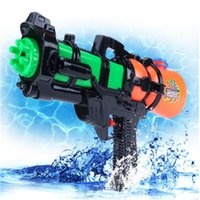 Wholesale Classic Toy Guns - 2017 new fashion well design 450ml children's water gun Beach water toys funny water gun free shipping