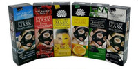 Face black cucumber - 120g gold collagen rose milk cucumber dead sea mud lemon peel off black mask remove blackheads shrink pores clean and relaxed clean pores