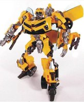 Wholesale Human Alliance - Toys Hobbies Action Toy Figures Human Alliance Bumblebee Movie Robot Action Figures Brand New Toys For Children Without Box