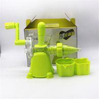 Wholesale Selling Garlic - Manufacturers selling household Juicer hand Juicer juice machine juice machine gifts large Congyou