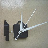 Wholesale quartz watch parts online - DIY Clock Accessories Quartz movement Best Quartz Clock Mechanism Parts Accessories Watch Accessories Silent clock Shaft length MM