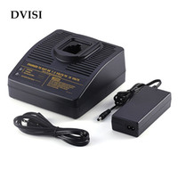 Wholesale 18v Tool Battery - Wholesale- Replacement Power Tools Drills Battery Charger for Dewalt Ni-CD Ni-Mh 7.2V to 18V Fits for DC9071 DC9091 DC9096 DW9062 DW9057