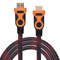 Wholesale Rca Blue - 2M HDMI line HDMI Male-Male equipment cable support 3D,4K HD Video and blue-ray For TV