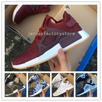 Wholesale Cheap Sock Wool - (With Box) Wholesale cheap new NMD XR1 Duck Camo X City Sock Pk Wool Boost Top quality Fashion Running Shoes For men Free Shipping Eur 36-45