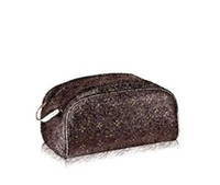 Wholesale admission resale online - branded designer cosmetic bags for women MS ADMISSION PACKAGE M47528 washing bag for woman and man CANVAS KING SIZE TOILETRY BAG TRAVEL