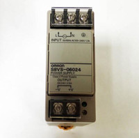 Wholesale Power Supply Din - (Please contact us for the unit price before purchase)OMRON S8VS-06024 AC DC CONVERTER DIN RAIL POWER SUPPLIES 60W 24VDC BASIC PLC NEW