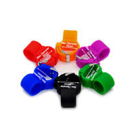 Wholesale types hoses for sale - Watch Style Silicone Shisha Hose Holder For Hookah Sheesha Chicha Narguile Accessories