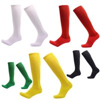 Wholesale mail art for sale - Long Sleeve Soccer Socks Yards Colors Can Pick The Mail Home Sports Socks Football Socks Man Woman Teenager