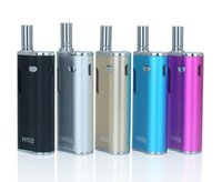 Wholesale Led Blue Magnetic - Original H10S Vaporizer pen with LED Screen Variable Voltage Battery Preheat Function with Glass vaporizer Cartridge Magnetic Connect